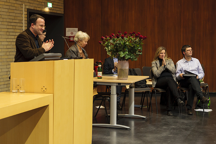 Prof. Dr. Carsten Nowrot, Prof. Dr. Helga Milz, Dr. Christine Zöllner, Prof. Dr. Sebastian Späth